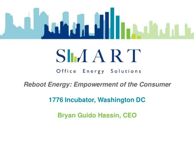 The Future of Energy: Engaging the Consumer