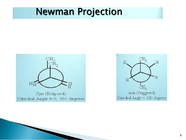newman projection