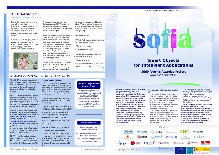 SOFIA - Overview Brochure