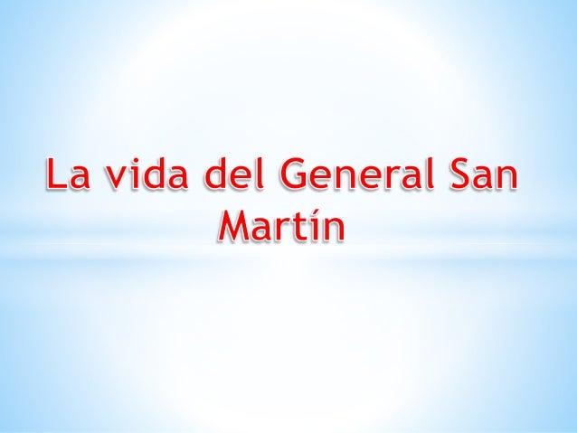 Nació el 25 de febrero de  1778 en Yapeyú. Su nombre  completo es José Francisco  de San Marín