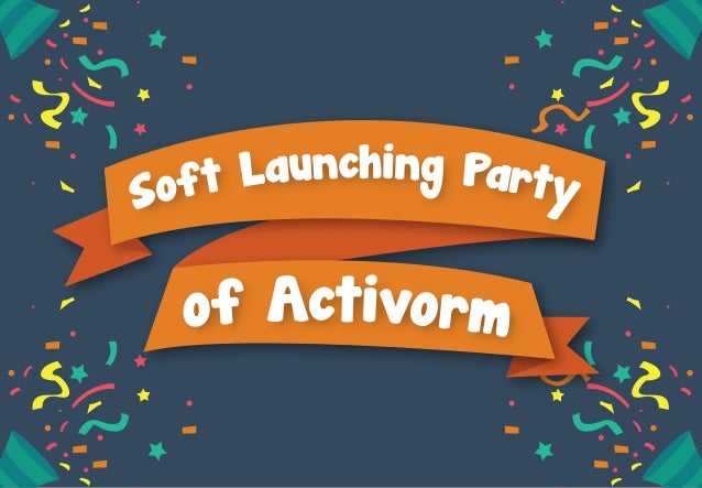 Soft launching presentation