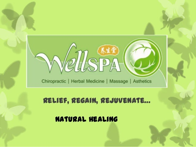 Natural healing well spa 2013