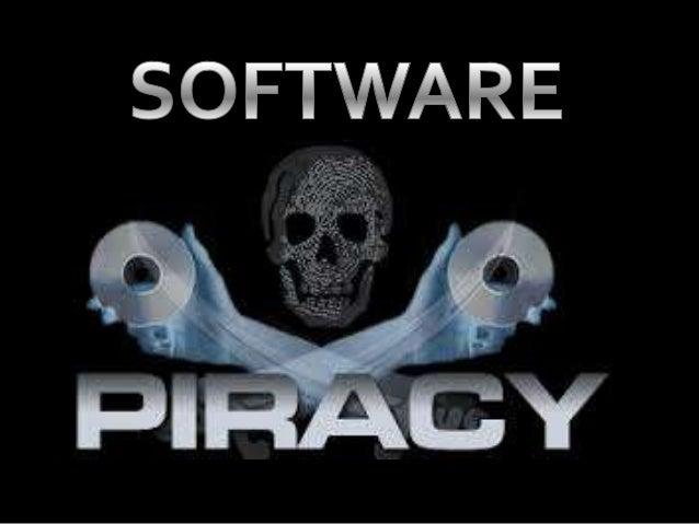 Soft piracy