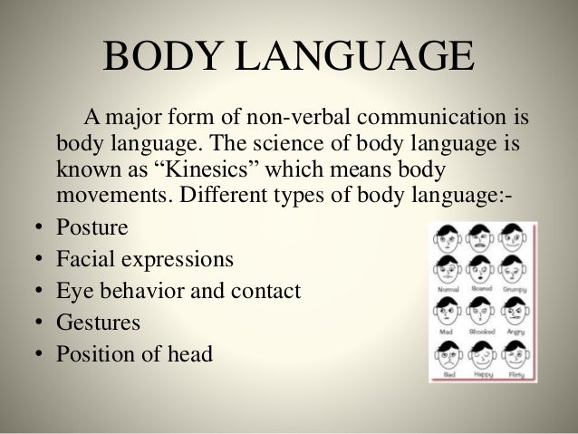 Sign Language different communication majors