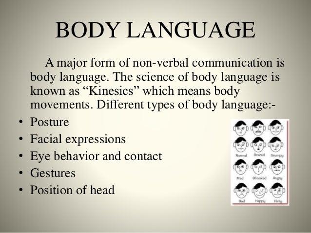 Sign Language different communication majors