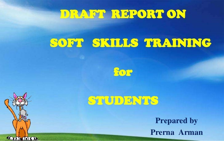 Softskills training for students 1
