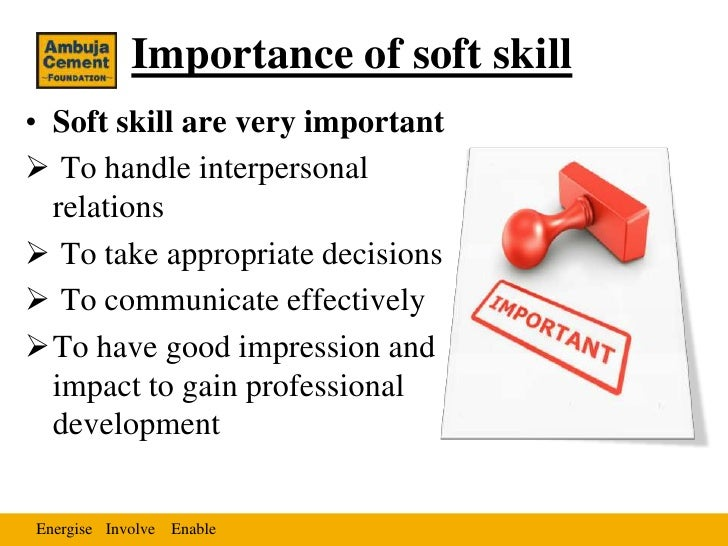 soft skills thesis Abstract soft skills perceived by students and employers as relevant employability skills by ann-marie williams ma, andrews university, 1999 bed, college of arts.
