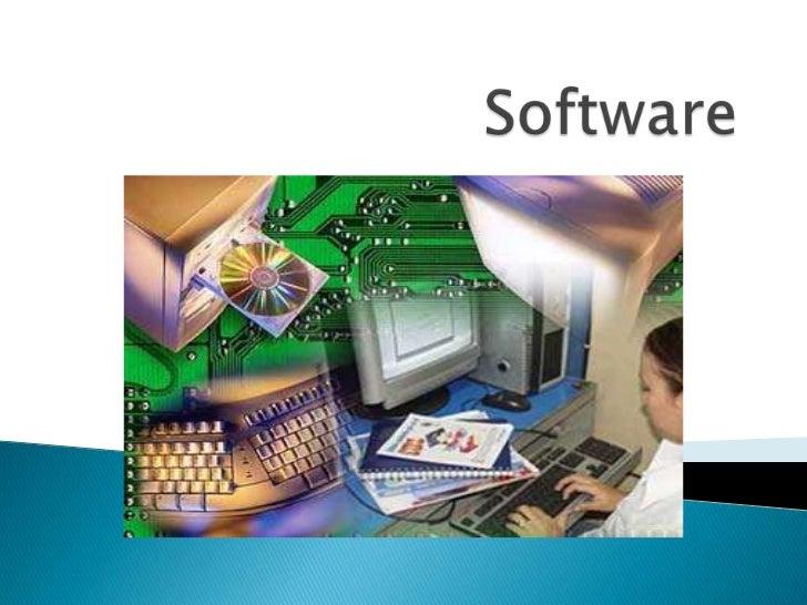    Si bien es cierto, la computadora no puede    realizar ninguna función por sí sola; se    requiere de alguna instrucci...