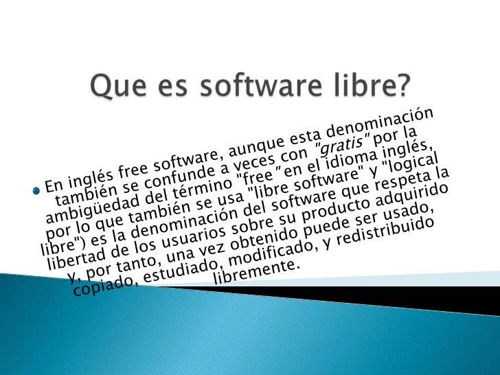    Software de              aplicación              programación              sistema.