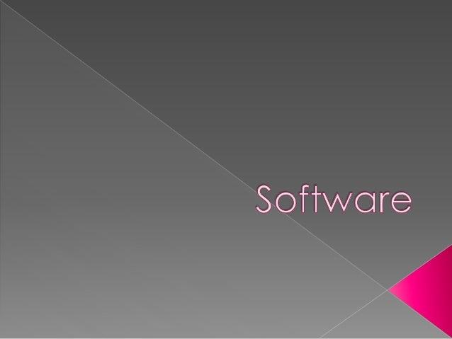Sistema  operativo  Sistema de  aplicación  Sistema de  programación