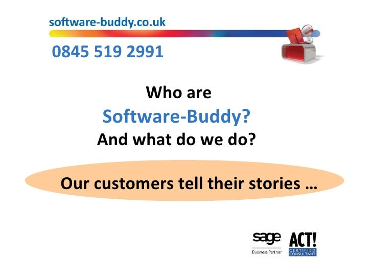 Software-Buddy Introduction to UK small businesses