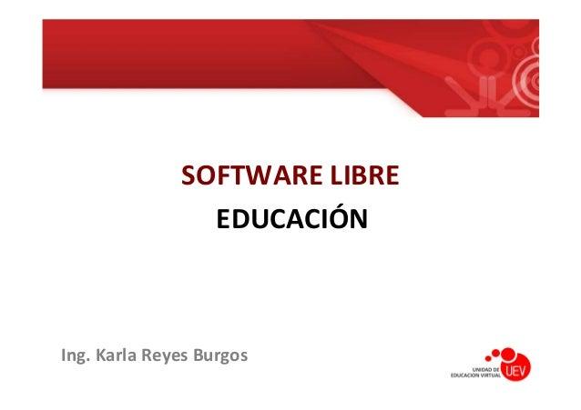 II Llampageek: Software Libre y educación