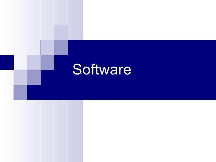 Software 2010
