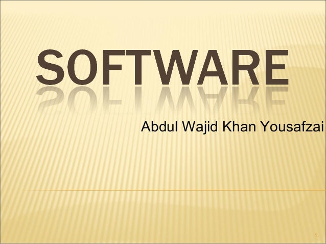 Software and os ch5