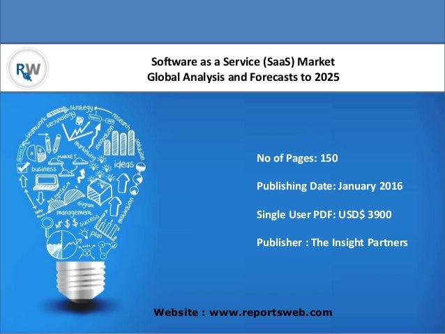 software as a service saa s analysis Saas news, trends, analysis and practical advice  that's not keeping companies from aggressively exploring how the  demand for software-as-a-service (saas).