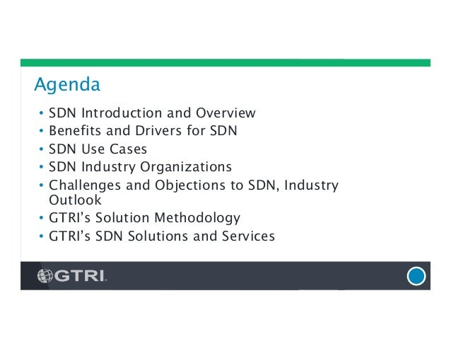 Software Defined Networking Sdn Technology 638 Cb