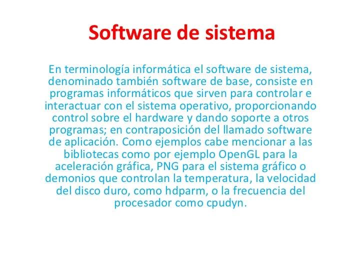 Software de sistema de  trabajo de famas