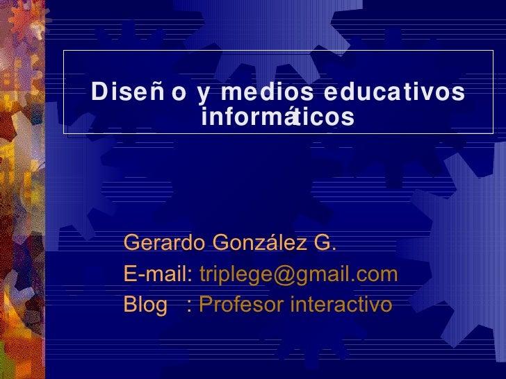 Software educativo y las tic ii