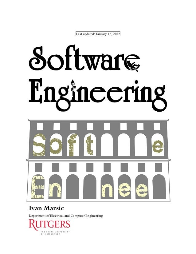 Software engineering   marsic
