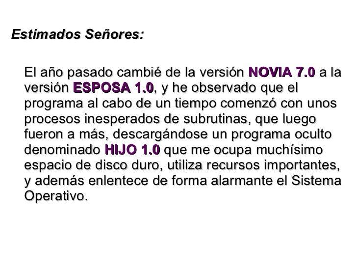 Software Esposa 1.0