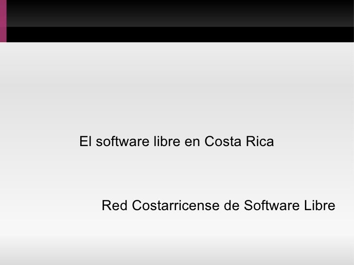 Software libreencr ecsl