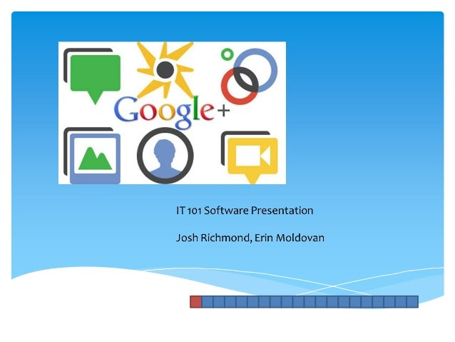 Google+ PowerPoint