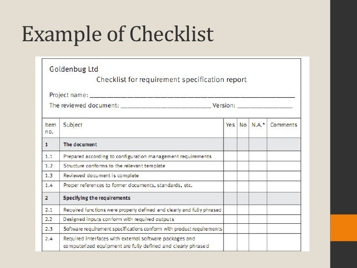 quality assurance templates excel