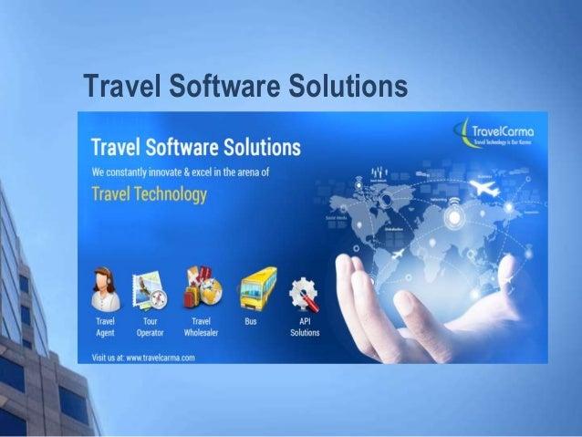 Global Travel Software Admin