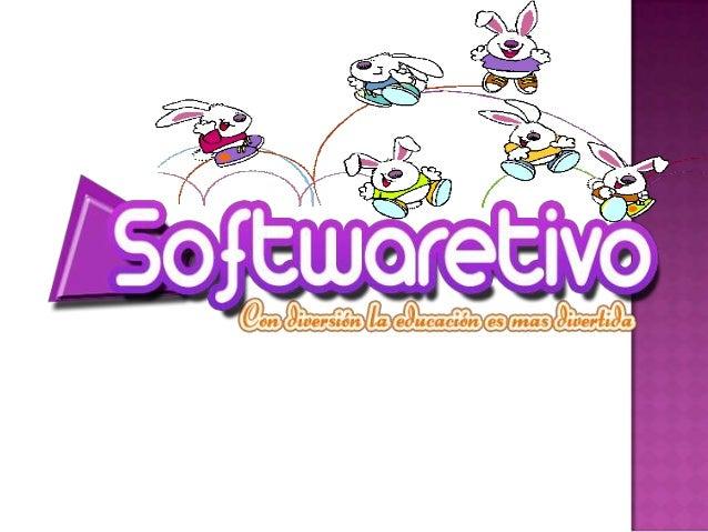 ¿Qué es?Software educativo, encargado de desarrollarjuegos educativos gratuitos para niños , ydistribuirlos a los padres d...