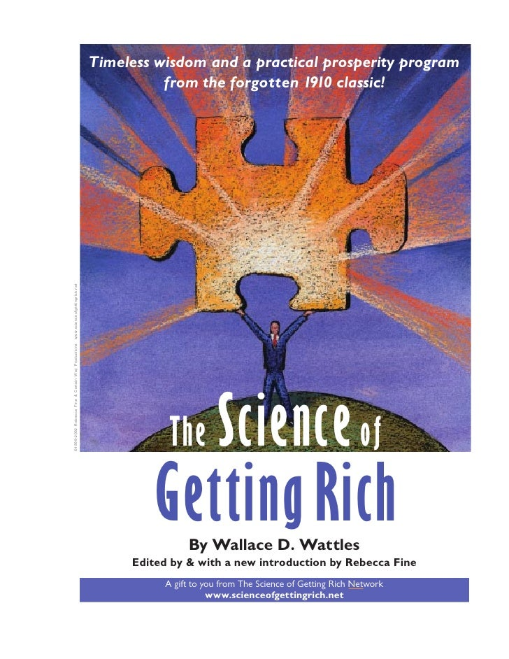 The Science of Getting Rich i                                                                                             ...