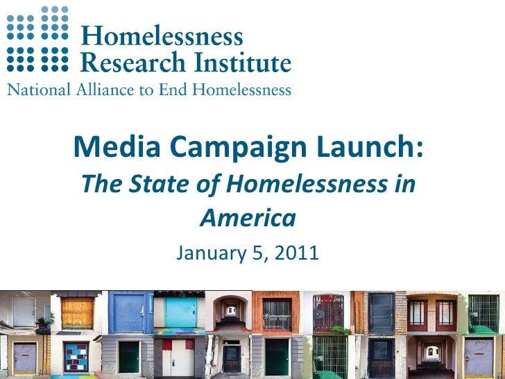 Alliance Media Campaign Launch