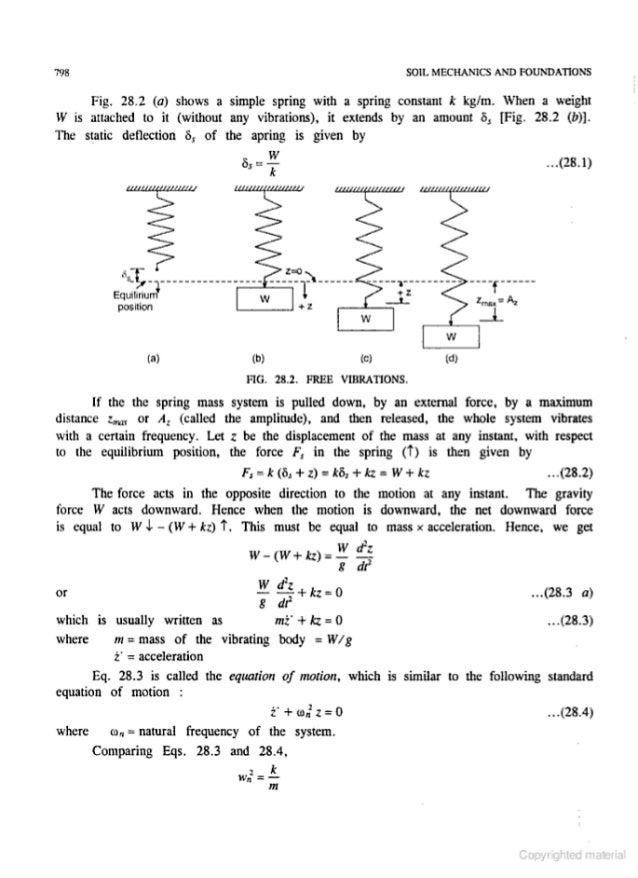 soil mechanics and foundations bc punmia pdf