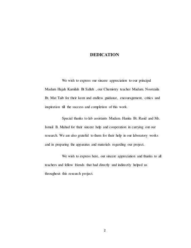 sydney chemistry write an essay in english