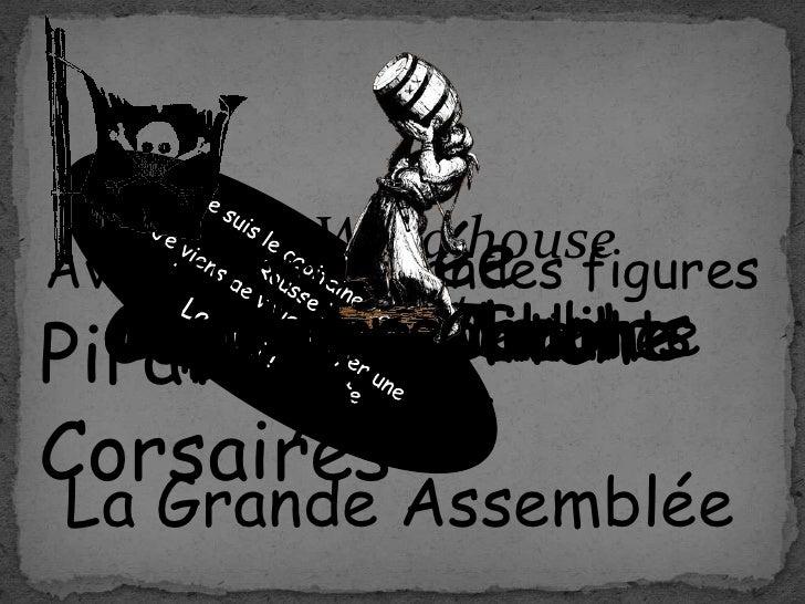 Mamy Wata house present<br />Soirée <br />Pirates et Corsaires<br />Je suis le capitaine Barbe Rousse !  <br />Je viens de...