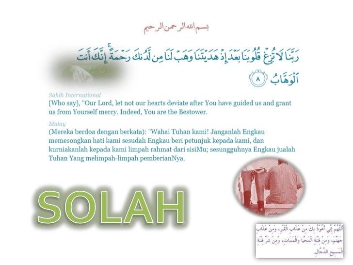 Prayer Time!