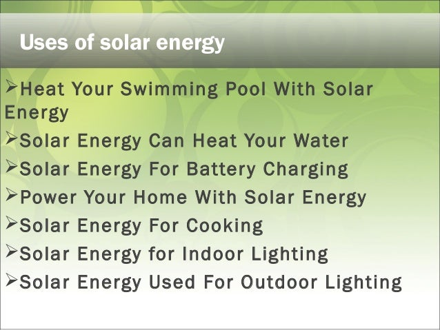 heat your swimming pool with solar energy solar energy can