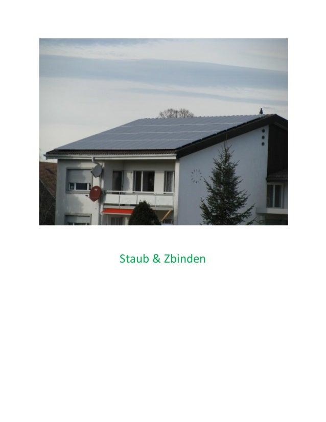 Solarenergie schweiz