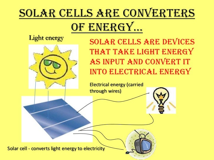 Project on solar energy for What is solar power for kids