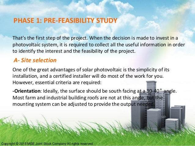 thesis proposal on solar energy