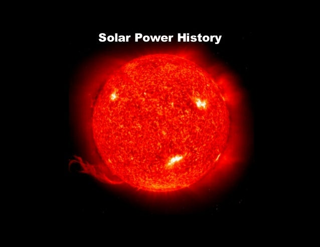 Learn How Solar Power Has Evolved Over Time