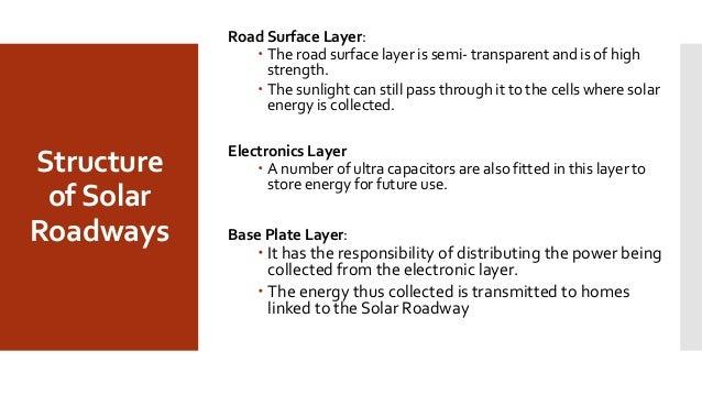 Solar Roadways Ppt