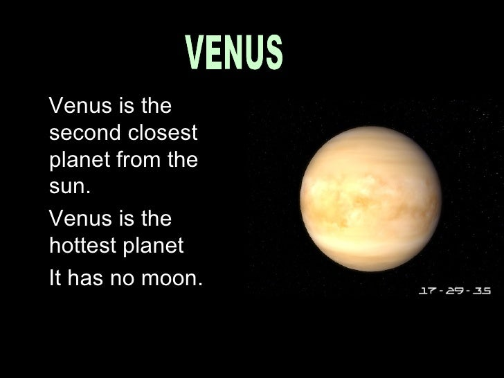 venus moons and their names - photo #46