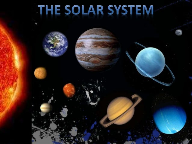 what are solar system is called - photo #4
