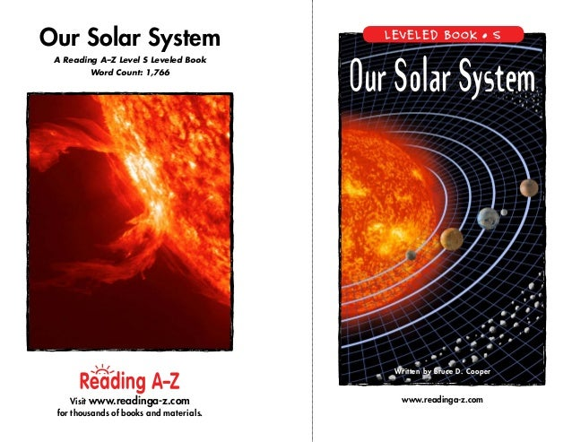 stink solar system reading level - photo #37