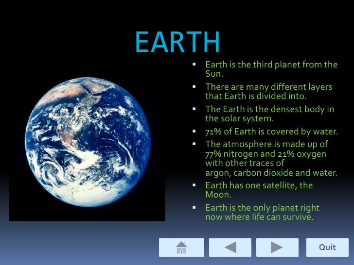 6th grade solar system powerpoints - photo #7