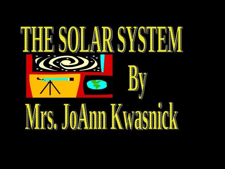 Solar Sytem2