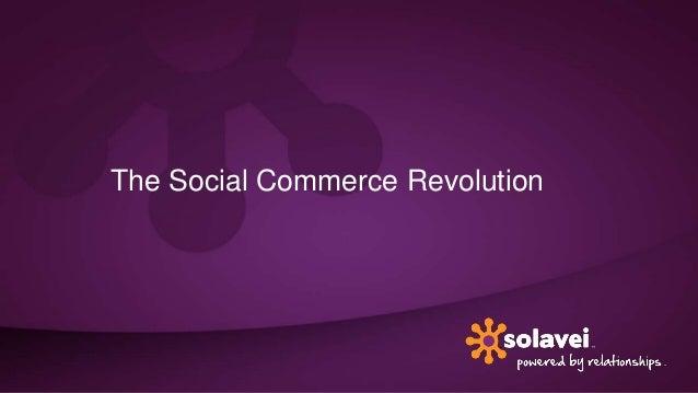 The Social Commerce Revolution