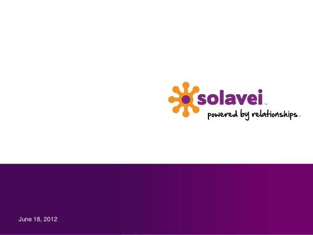 Solaveicompensationplan overview powerpoint