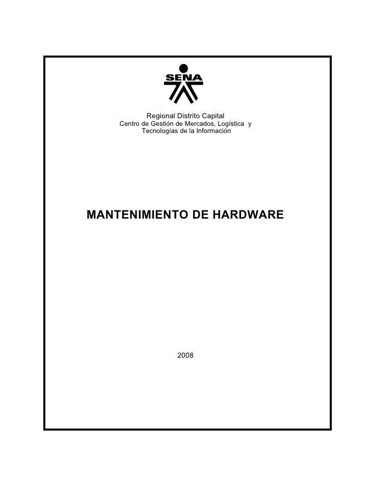 Regional Distrito Capital     Centro de Gestión de Mercados, Logística y            Tecnologías de la Información     MANT...