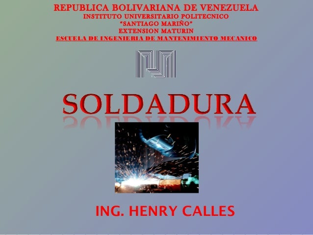 "REPUBLICA BOLIVARIANA DE VENEZUELA INSTITUTO UNIVERSITARIO POLITECNICO ""SANTIAGO MARIÑO"" EXTENSION MATURIN ESCUELA DE INGE..."